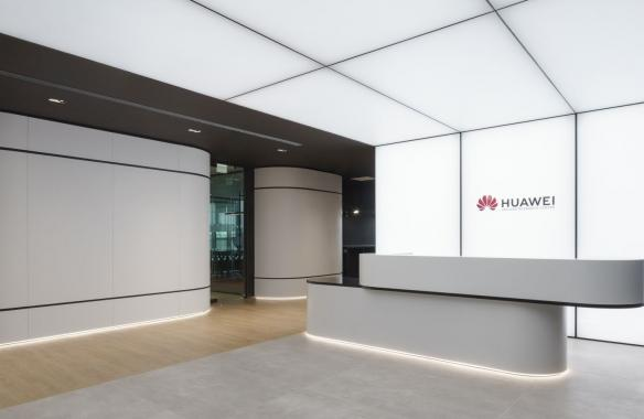 Huawei NES Solutions LED Light Frame and ceiling tension PVC Light Boxe