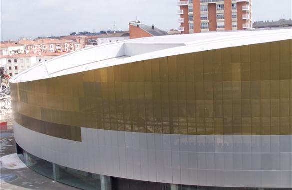 Brass Composite Material Cladding